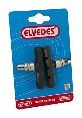 Elvedes Zapatas V-Type 60mm, Multicolor
