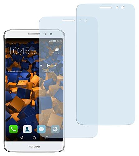 mumbi Schutzfolie kompatibel mit Huawei Nova Plus Folie klar, Bildschirmschutzfolie (2X)