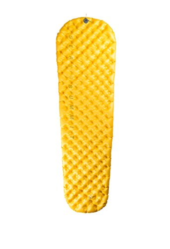 Sea to Summit 243890 Matelas Gonflable Jaune Taille Unique