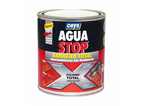 CEYS CE902837 AGUASTOP Barrera Total 1KG Blanco