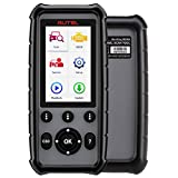 Autel MaxiDiag MD806 Automotive Car Diagnostic Scanner with ABS and SRS, Transmission, Engine. Work with EPB, Oil Reset, DPF, SAS and BMS (Upgraded Version of MD802, Same Functions as MD808)