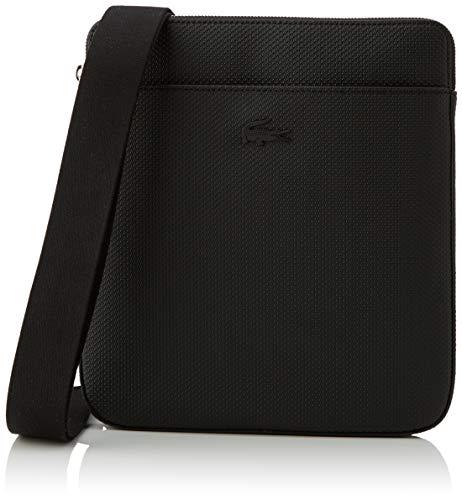 Lacoste homme Chantaco Sac porte epaule Noir (Black),2x27x24 cm (W x H x L)