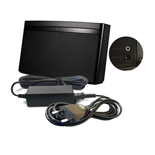 Reemplazo del Cable de Bose 20V / 20 Volt 2 AMP Batería Cargador/Adaptador Fuente de alimentación para SoundDock Portable (Original) N123, SoundLink Air Mobile Speaker/Altavoz inalámbrico Altavoz