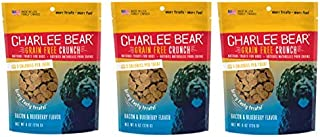 Charlee Bear Crunch Blueberry Flavor