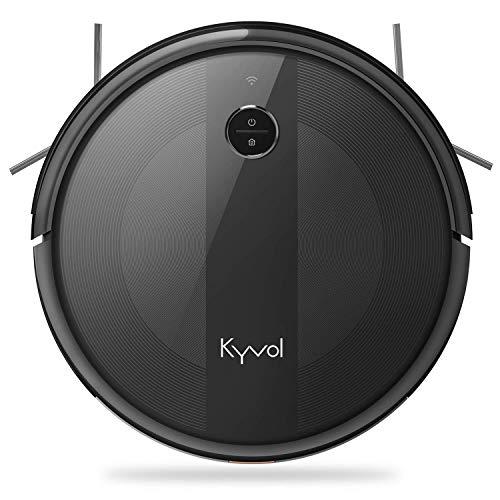 KYVOL Aspirateur Robot 2000Pa, 150Mins Autonomie, 600ML...