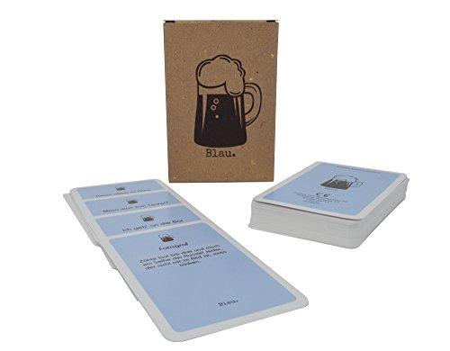 Das beste Trinkspiel für einen lustigen Abend - Partyspiel - Saufspiel - Kartenspiel für Erwachsene - Perfekt für Spieleabend oder Junggesellenabschied