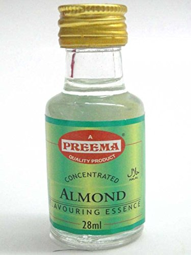 Preema - Aromatizante de almendra - 28 ml