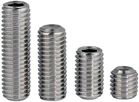18-8 Stainless Steel Set Screw Thread Size M6-1