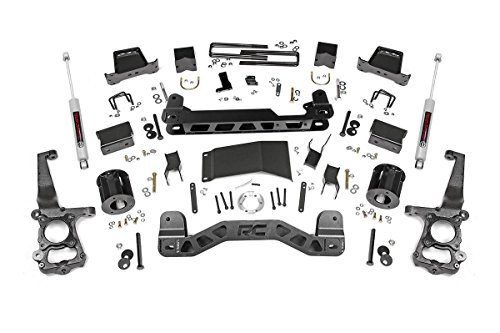 Rough Country 6' Lift Kit Fits 2015-2019 [ Ford ] F150 4WD Suspension System 557.22 F-150