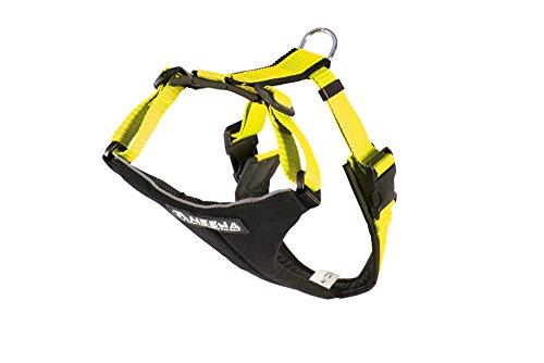Neewa Dog Running Harness (Large, Yellow)