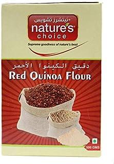 Natures Choice Red Quinoa Flour, 500 gm