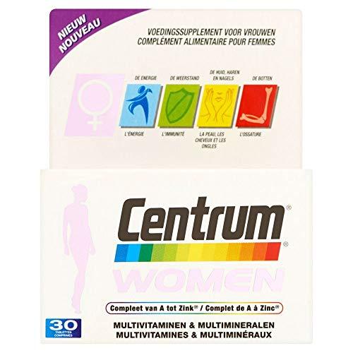 Centrum Frauen fortgeschritten - 30 tabletten