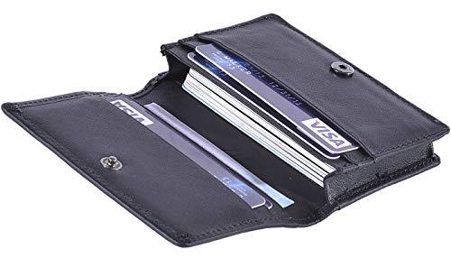 RFID Mens Slim Front Pocket Wallet …