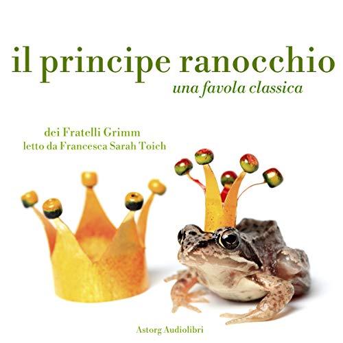 Il principe ranocchio cover art