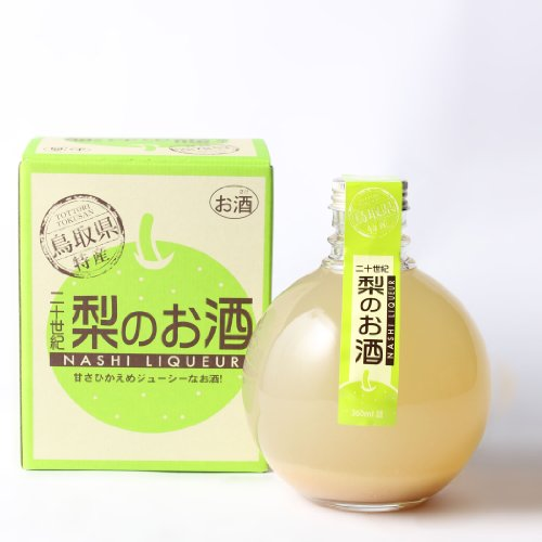 二十世紀梨のお酒 360ml 「稲田本店/鳥取」