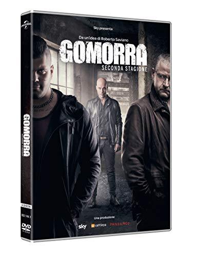 Gomorra - St.2 ( Box 4 Dv)
