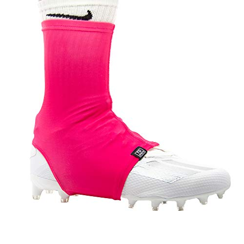 TD Spats Football Cleat Covers - Premium Wraps for Cleats | For Football, Soccer, Field Hockey, or Turf