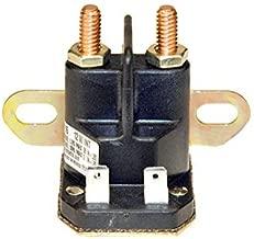Starter Solenoid for Cub Cadet LT1045, LT1050, LT1042, GT1554, I1046, LTX1040, LT1046, I1050, LTX1045, LTX1050, RZT50, LT1040, SLT1554, I1042, LTX1042, LTX1046, GT2000, RZT42, SLT1550