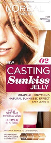 LOreal Parijs Casting Sunkiss Jelly - Donker Blondine naar Licht Blondine