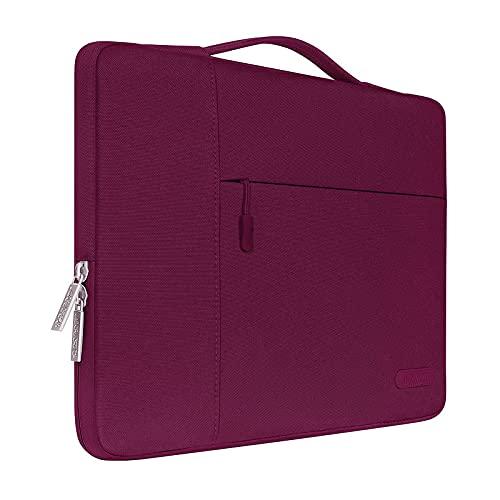MOSISO Funda Blanda Compatible con MacBook Pro 15 Pulgadas con Touch Bar A1990 A1707,14 HP Acer...