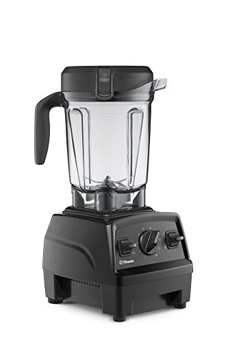 Vitamix Explorian Blender, Professional-Grade, 64 oz. Low-Profile Container, Black...
