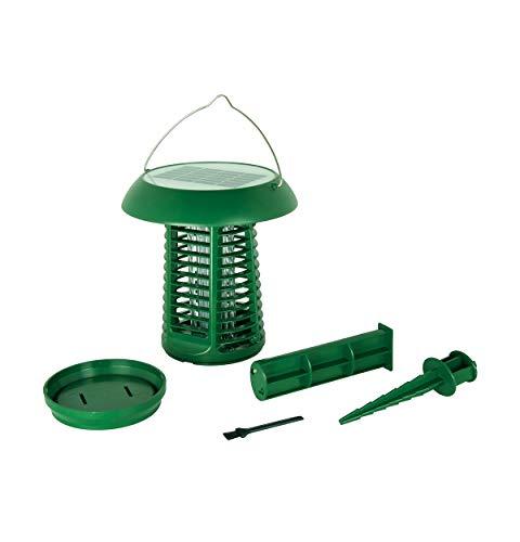 best solar powered bug zapper lentek bite
