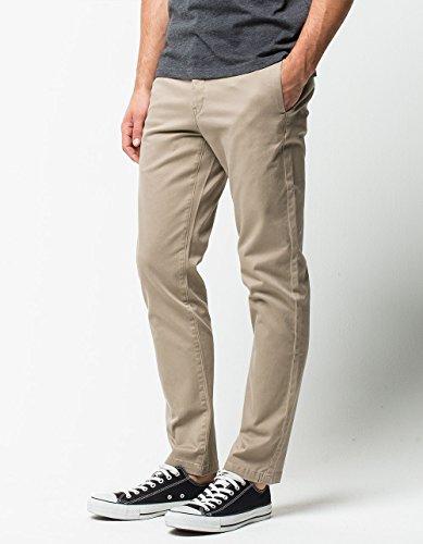 Levi's Men's 511 Slim Fit Welt Chino Pant, Basalt Grey-Cruz Twill Stretch, 32 34