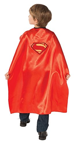 Deguisement Superman Man of Steel Cape Reversible Taille Unique Enfant
