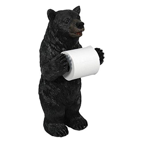 River's Edge Products TP Holder - Bear Standing