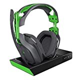 ASTRO Gaming A50 - Auriculares inalámbricos Dolby para Videojuegos, Color Negro y Verde
