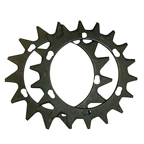Stens 385-582 Rotary Scissor Blades, Black