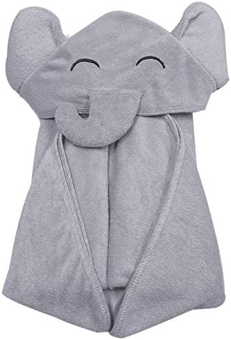 Premium Bamboo Baby Bath Towel Ultra Soft Organic Hypoallergenic Baby Hooded Towels for Babies product image
