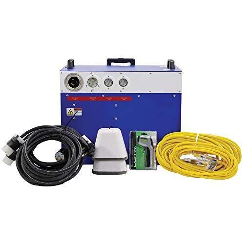 Prevsol Bed Bug Heater System, Heat Treatment to Get Rid of All Bed Bugs in 6-8 Hours, Removes All Bed Bugs in Small Home or Apartment (up to 800 sqft) BK-17