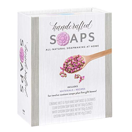 Handcrafted Soaps: All-Natural Soapmaking at Home