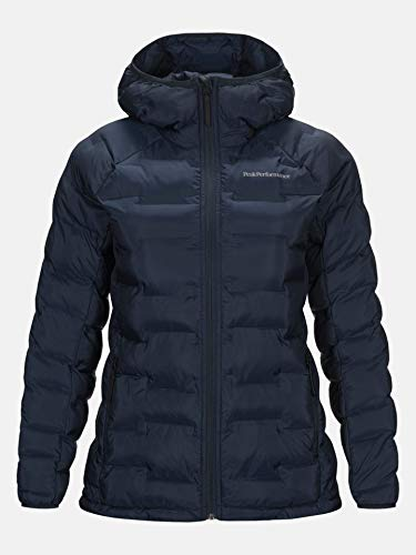 Peak Performance Argon Hooded Women's Jacke - AW19 - L