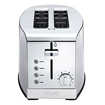 KRUPS BW26 Cool-touch Stainless Steel Double