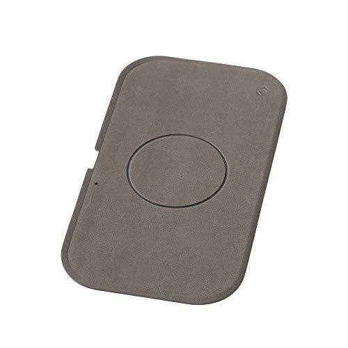 Deff(ディーフ) Deffワイヤレス充電トレー QI(チー) 取得 最大15W 高速充電 PD QC3.0対応 マクアケで大 一般販売開始 ※ケーブル・充電器は別売 (サンドグレー)