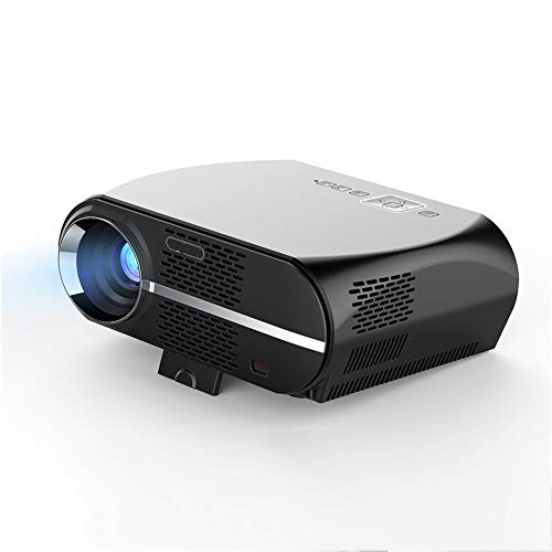 Projector LED Projector 4K Home Cinema 3500 Lumens Full HD 1080P Android 6.01 WiFi Wireless Bluetooth TV,1080P Level Image Resolution for Online Movies