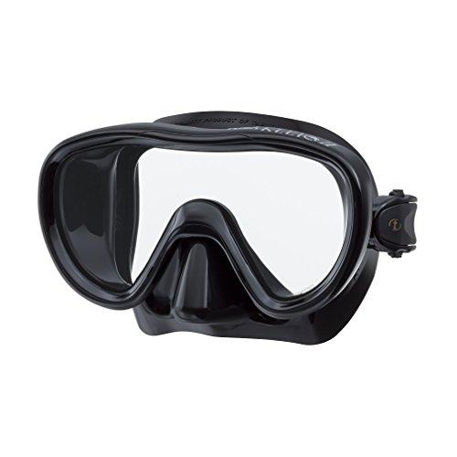 Tusa Kleio II–Maske, Schwarz