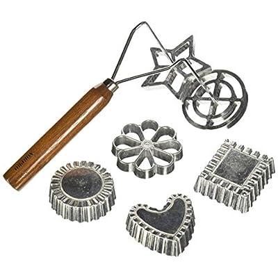 rosette iron set