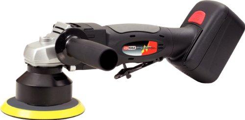 KS Tools 515.3756 - Cordless pulidor, 2.300 rpm, 2 baterías