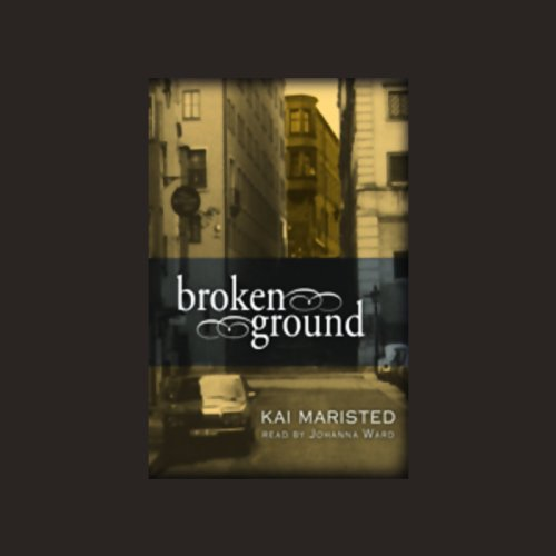 Broken Ground copertina