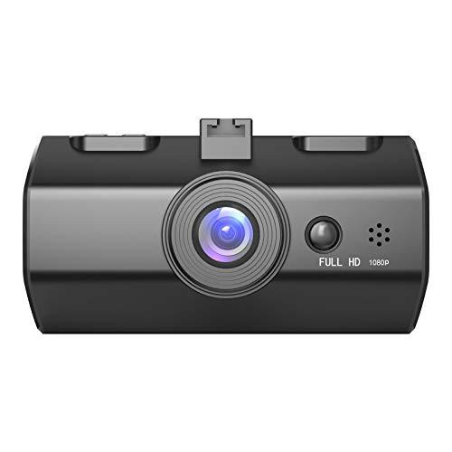 Nobranded Caja negra del coche/grabadora DVR del coche, Mini HD 1080p HD 90 ° Coche SUV vehículo DVR cámara de Detector de velocidad Dash