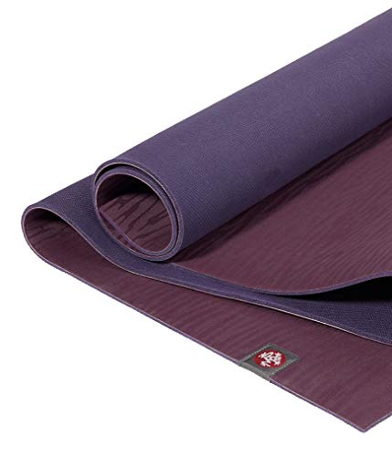 Manduka and Mat EKO-Esterilla para Yoga y Pilates, Unisex, Acai Midnight, 180 cm