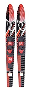 HO Blast Combo Skis w/Adjustable Horseshoe/Trainer Bindings
