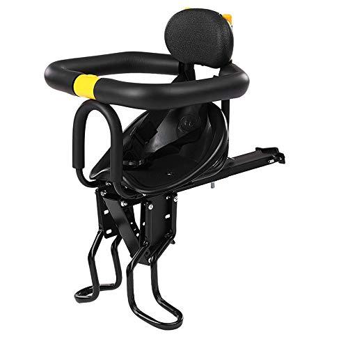 Puselo Child Bike Seat Child Bike Front Mount Seat Child Bike Adjustable Front Mount Seat Child Bike Front Mountain Bike Kid Chair