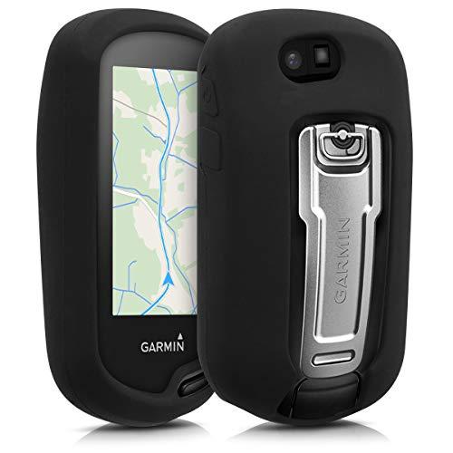 kwmobile Hülle kompatibel mit Garmin Oregon 700 / 750t / 600/650 - Schutzhülle für GPS Handgerät in Schwarz
