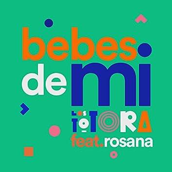 Bebes de mí (feat. Rosana)