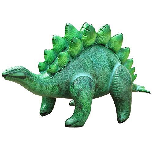 Jet Creations Gonfiabile stegosauro, 116,8cm di Lunghezza