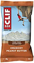 Clif Bar Energy Bars Source of Protein Vitamin B12 B6 Crunchy Peanut Butter 12 x 68g Estimated Price : £ 19,20